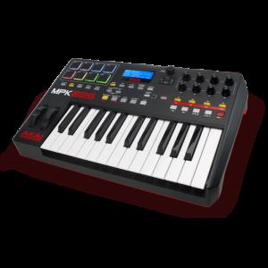 Akai MPK225 25 key Midi Keyboard