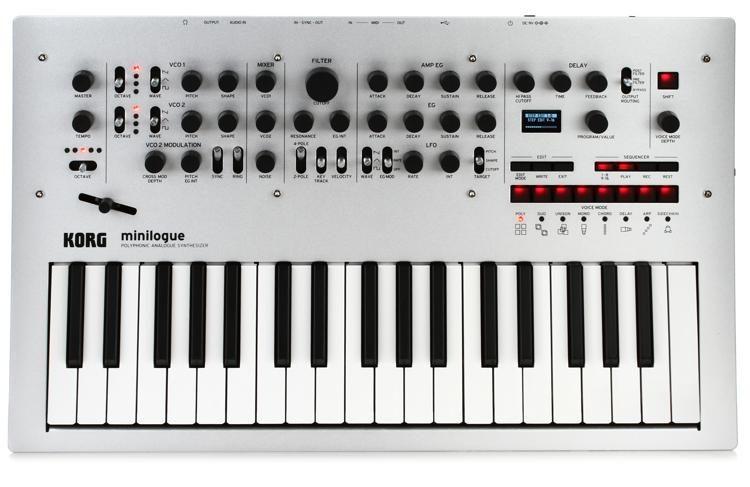 KORG MINILOGUE 37 keys Controller